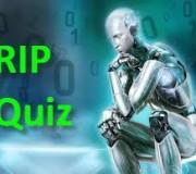 RIP quiz