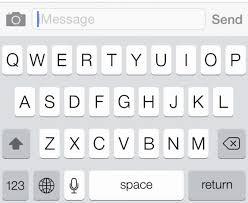 iphone 5 keypad
