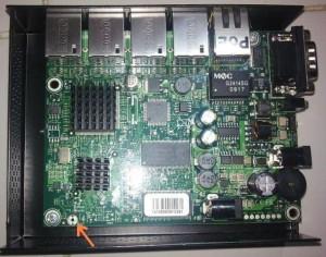 reset mitrotik router