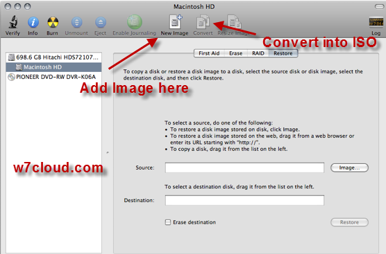 How To Convert DMG to ISO on MAC   DMG to  ISO converter